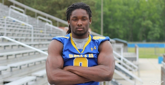 247Sports has Josh Sweat ranked as the top prospect in Virginia. (247Sports)