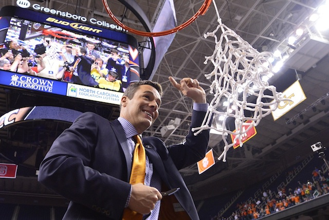 Virginia won the ACC regular season and tournament title in 2013-14. (USATSI)