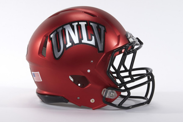 best loved 9c2de 02534 LOOK: UNLV's new uniform puts Las Vegas front and center ...