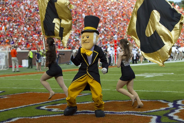 Wake Forest fans weigh in on the conference schedule debate.  (USATSI)