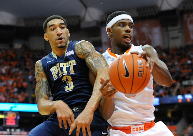 How bad should a team be punished for playing Cuse close on the road? (USATSI)