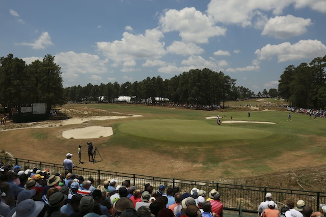 Pinehurst Resort and Country Club will look to bring the US Open back to Pinehurst No. 2. (USATSI)