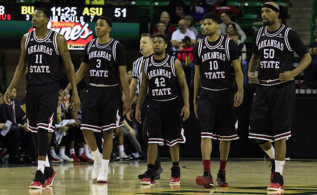 Arkansas State vacates win, fined by NCAA after player