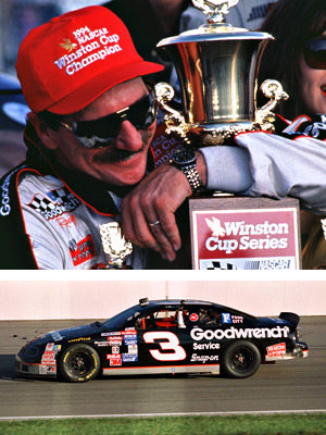 Auto Racing Nascarcom on History Nascar Com Video Tribute Wife And Children Induct Earnhardt Sr