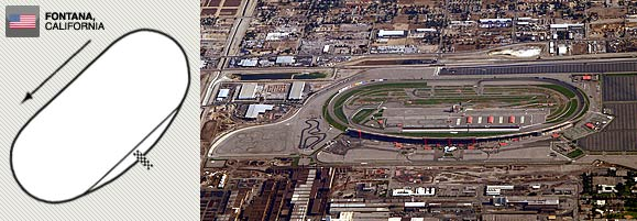 Photo courtesy Auto Club Speedway