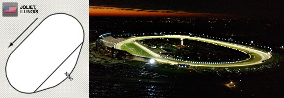 Photo courtesy Chicagoland Speedway