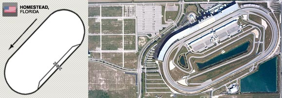Photo courtesy Homestead-Miami Speedway