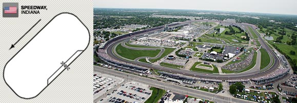 Photo courtesy Indianapolis Motor Speedway