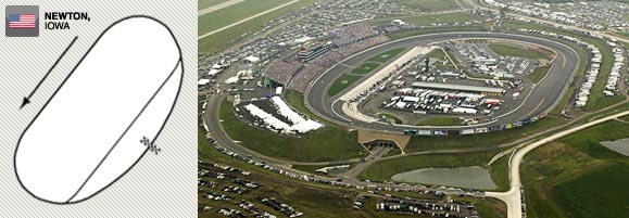 Photo courtesy Iowa Speedway