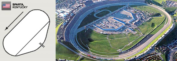 Photo courtesy Kentucky Speedway