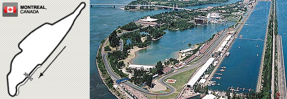 Photo courtesy Circuit Gilles Villeneuve