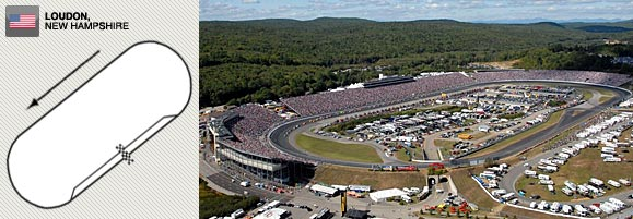Photo courtesy<br>New Hampshire Motor Speedway