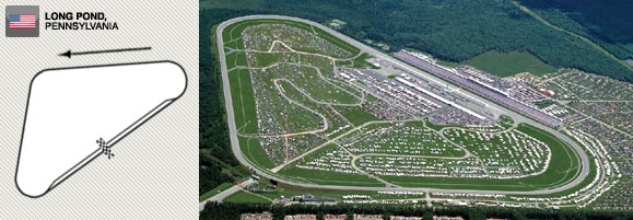 Photo courtesy Pocono Raceway