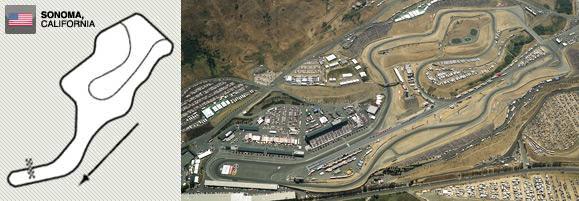 Photo courtesy Infineon Raceway