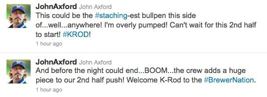 John Axford