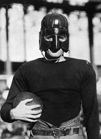 Just Because Some Helmets From The 1920s Were Bone Chilling