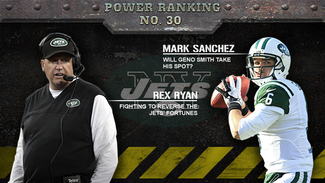 New York Jets 2013 season preview (CBSSports.com graphic)
