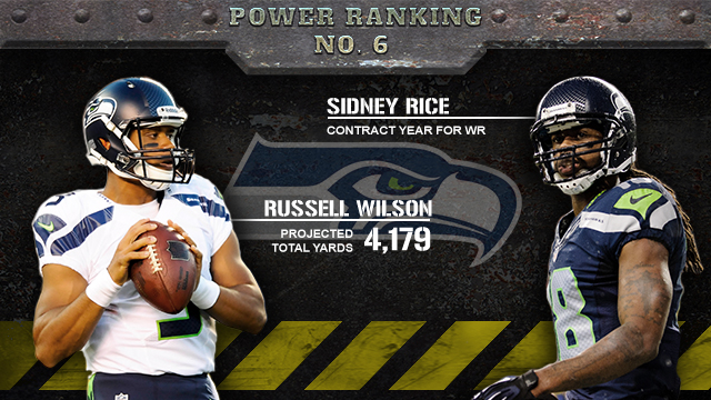 Seattle Seahawks 2013 season preview (CBSSports.com graphic)