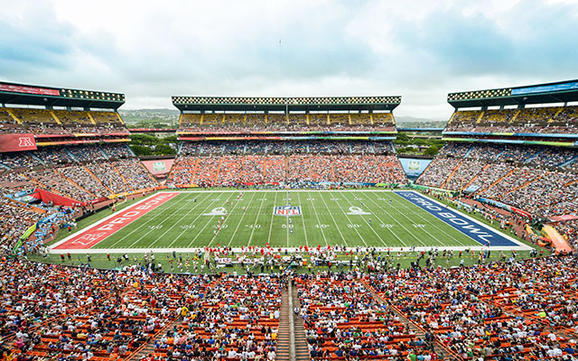 The first-ever Pro Bowl draft will determine the rosters for Sunday's game. (USATSI)
