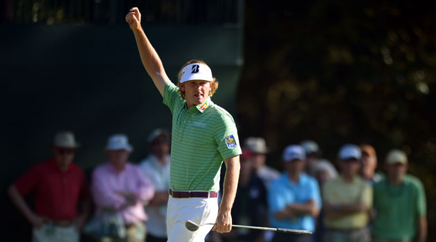 Brandt Snedeker's strong Saturday round set up him up for a good chance to win the 2013 Masters. (USATSI)