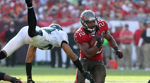 Asomugha struggled mightily with the Eagles. (USATSI)