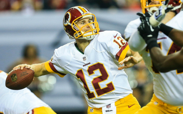 Did Kirk Cousins help his stock on Sunday?