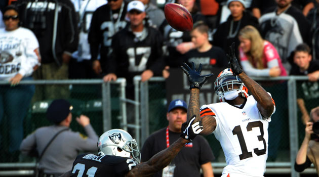 Is there another Josh Gordon in the NFL's 2013 Supplemental Draft? (USATSI)