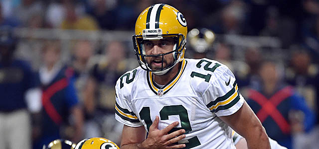 Rodgers will continue his dominant play. (USATSI)