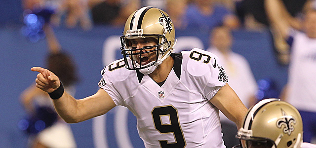 The Saints should be tough again in 2014, and Brees is a primary reason. (USATSI)