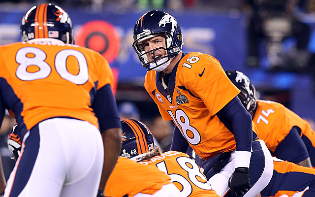 Peyton Manning says the fine for taunting was worth the money. (USATSI)