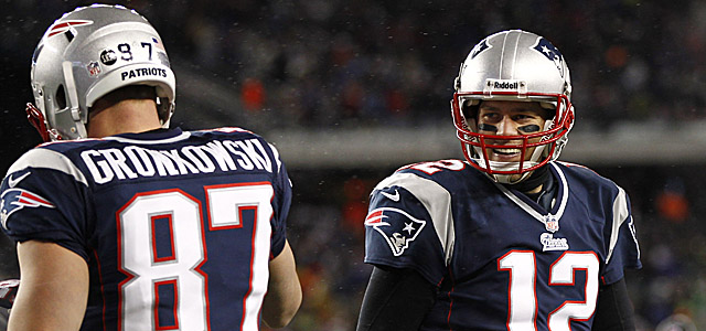 The Patriots remain a serious postseason threat. (USATSI)
