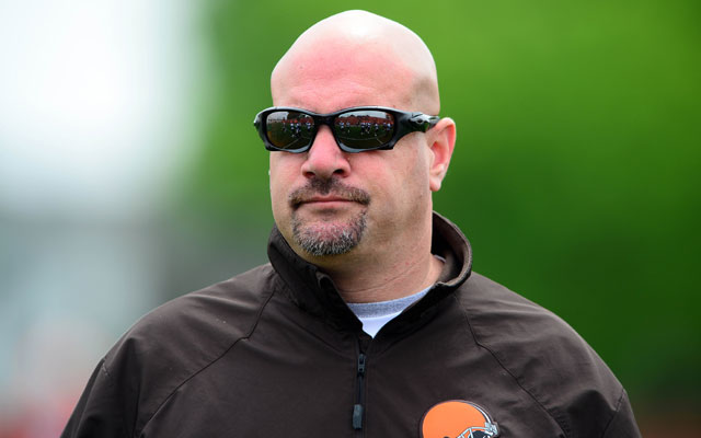 Mike Pettine says Cleveland won't rock 'Hard Knocks' in 2014.