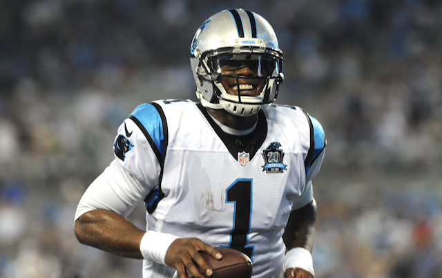 Cam will try to help the Panthers repeat 2013.