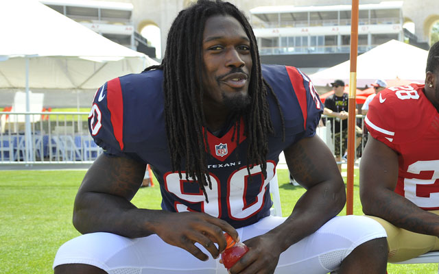 Jadeveon Clowney's signed earlier than any No. 1 pick since 2009.
