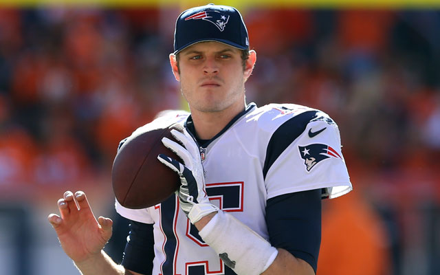 Ryan Mallett is reportedly being traded to the Texans.