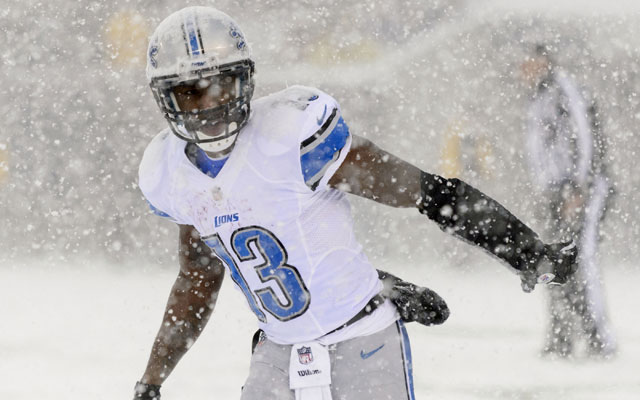 Nate Burleson signed with the Browns Sunday.