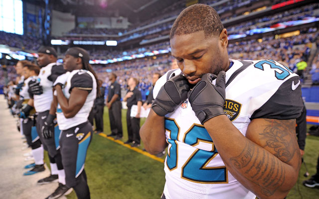 Maurice Jones-Drew is reportedly visiting the Steelers on Sunday.