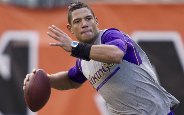 Josh Freeman visited the Bears on Monday.
