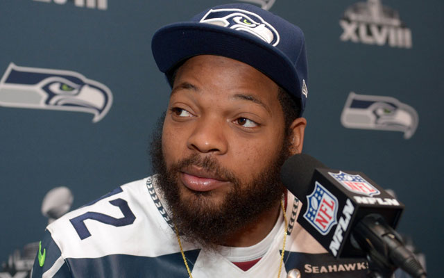 Michael Bennett's sticking in Seattle.