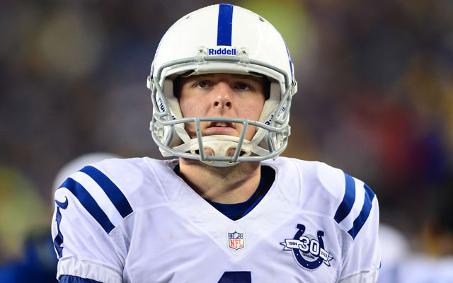 Pat McAfee re-upped with Colts for another five years.