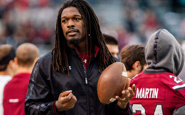 Is Jadeveon Clowney worth the Falcons trading up to No. 1 overall?
