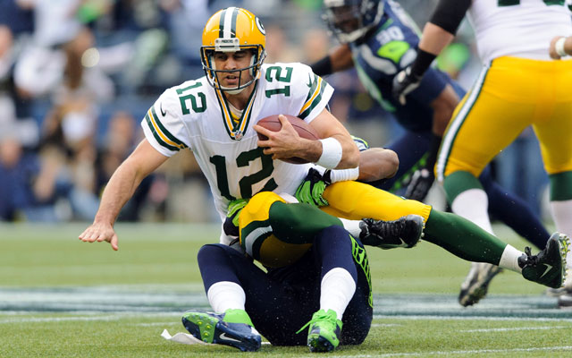 Aaron Rodgers gets to face the Seattle defense again in Week 1.