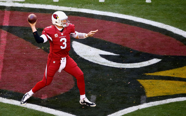 Vegas is sleeping on Carson Palmer and the Cards.