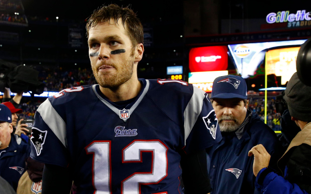 Tom Brady: 'No one's gonna pick us to win this week'