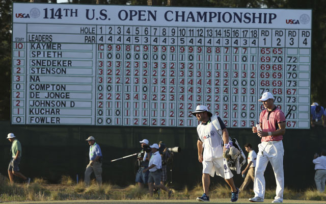 2014 US Open tee times are out but all eyes are on Martin Kaymer. (USATSI)