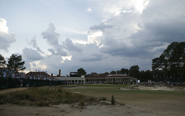 Third-round pairings and tee times for Saturday/Round 3 of the 2014 US Open.