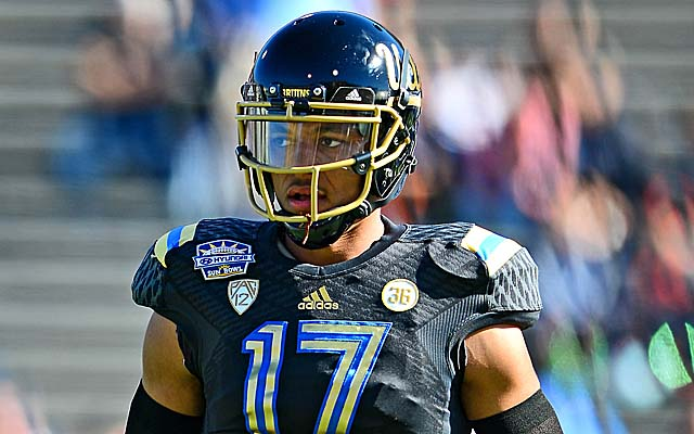 UCLA's Brett Hundley could work his way to the top of the class this season. (USATSI)