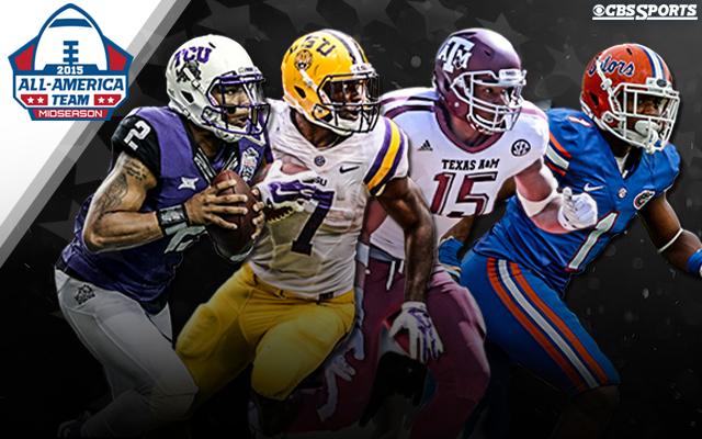 Introducing the 2015 CBS Sports Midseason All-America Team. (CBS Sports Graphic)