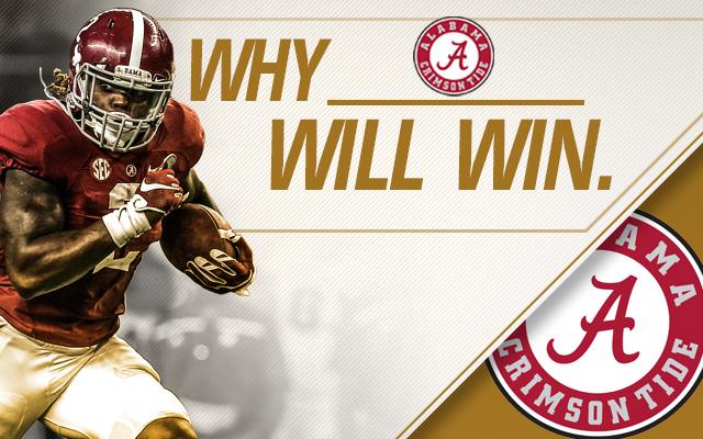 Alabama (CBS Sports Graphic)