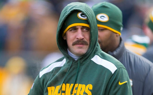 Aaron Rodgers won't play Thursday, giving way to Matt Flynn. (USATSI)